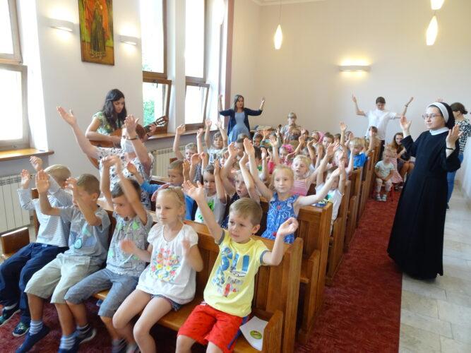 16.09.2020 Msza św. dla dzieci